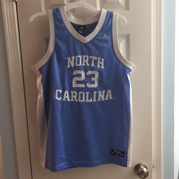 online store 80038 170ea Michael Jordan North Carolina Jersey